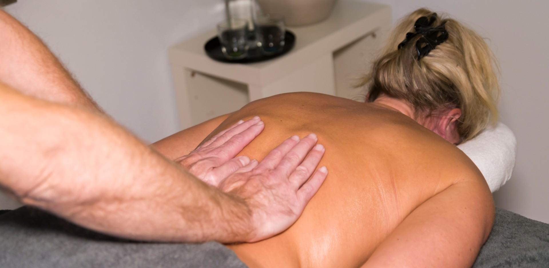 ontspanningsmassage in Amersfoort bij Massage Helpt