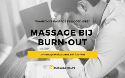 Waarom is massage bij burn-out een goed idee?