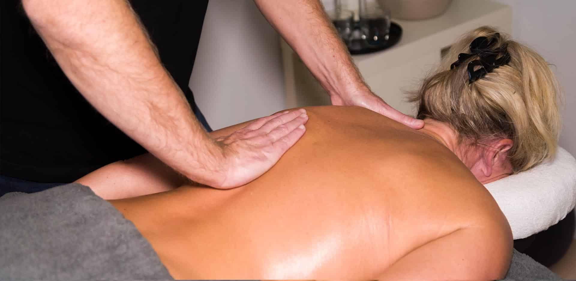 klassieke massage in Amersfoort bij Massage Helpt