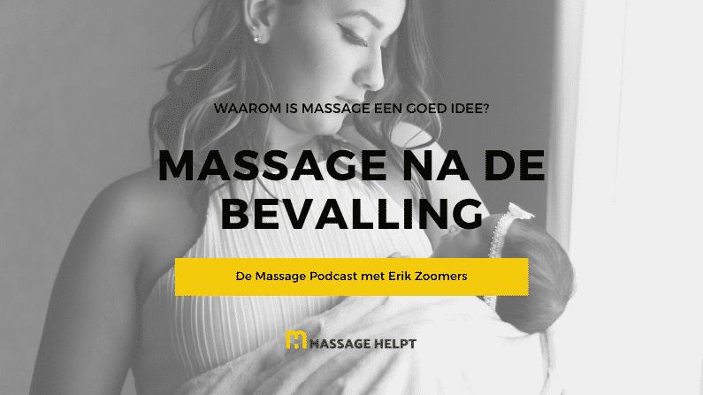 postnatale massage