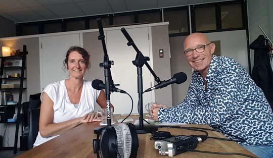 Esther Wijs en Erik Zoomers